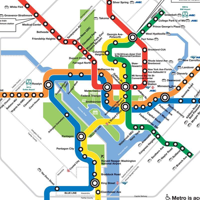 Metro Kartta
